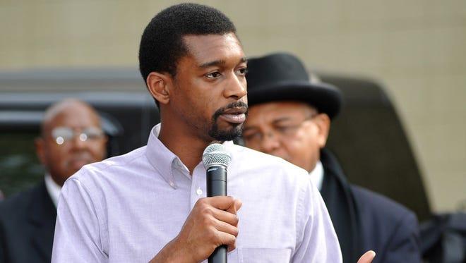 Jackson City Councilman Tyrone Hendrix