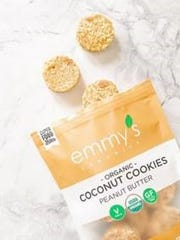 Emmy's Organic Cookies.