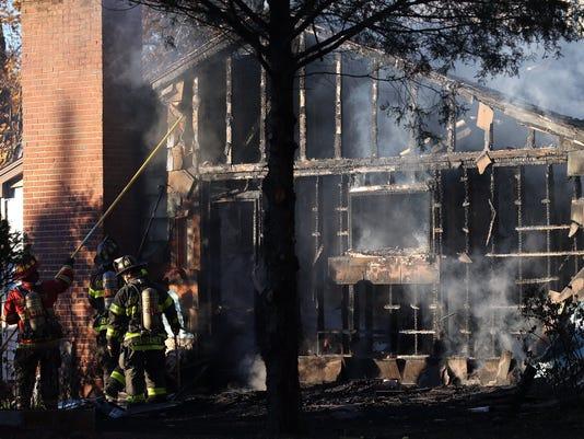 Fairport fire