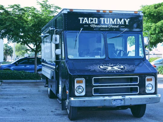 The Taco Tummy food truck debuted May 5.