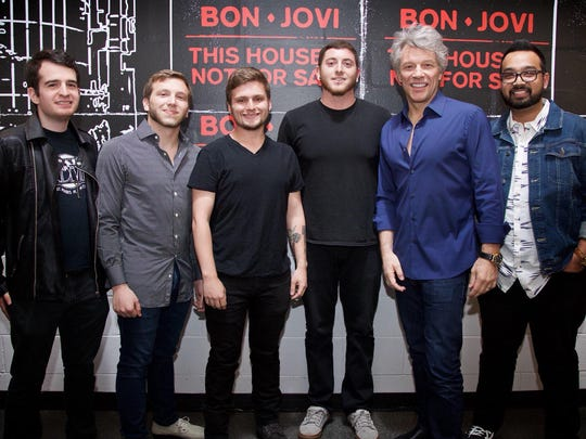 Jon Bon Jovi and Bobby Mahoney and the Seventh Son