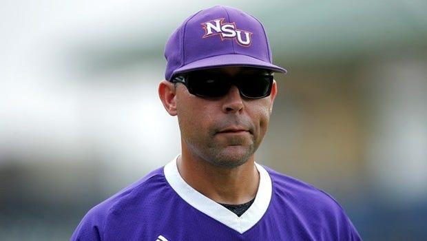 NSU coach Lane Burroughs saw his team fall on Sunday.