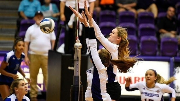 The Northwestern State volleyball team invites all area prep volleyball teams to their game Saturday for a free clinic.