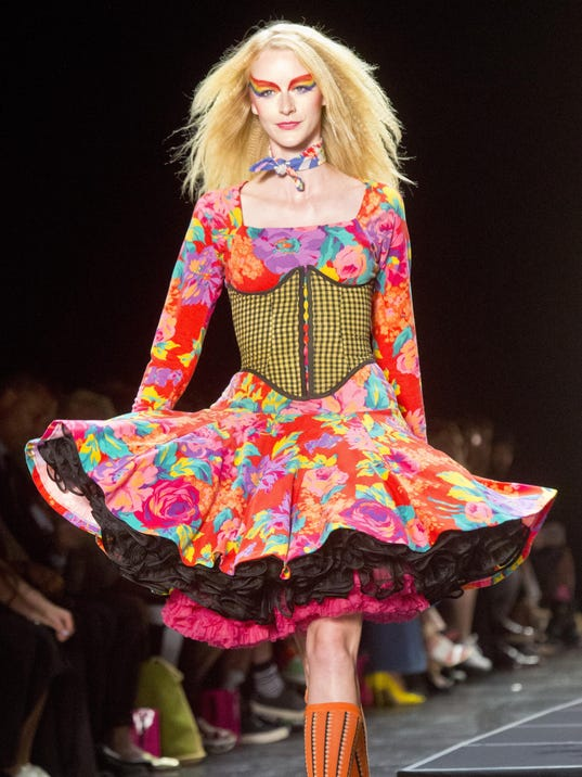 Betsey Johnson Spring 2015