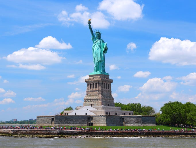 Iconic landmarks in every state for Iconic new york landmarks