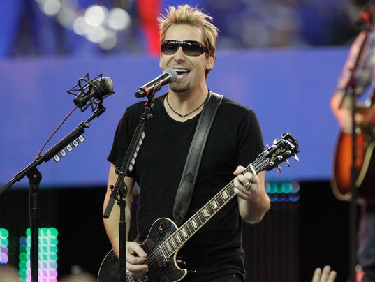 Nickelback Tour Usa