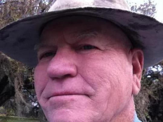 A good hat is hard to find, says Billly Murphy, who's worn this one through thick and thin - and has yet to retire it.