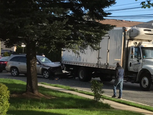 Residents say trucks from Driscoll Foods have been involved in multiple motor vehicle accidents.