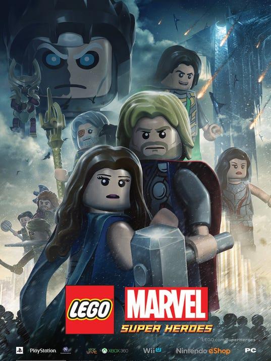 Exclusive: 'Thor: The Dark World' turns LEGO