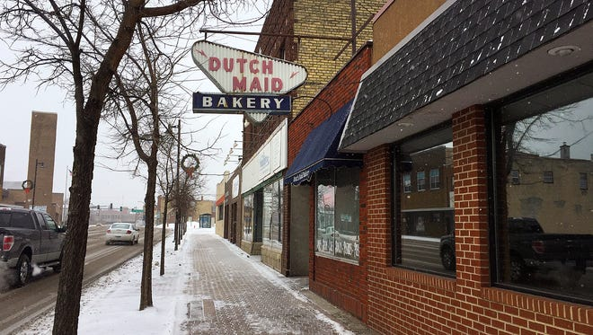 Dutch Maid Bakery, an East Side staple since 1958, pictured in January 2017.