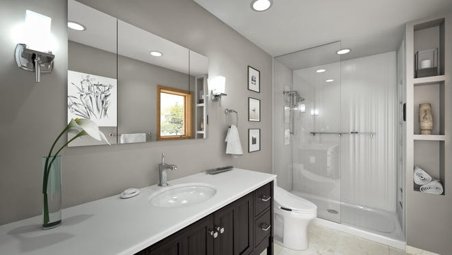 Bathrooms are the most common home improvement project. Here are three tips to make the remodel easier.