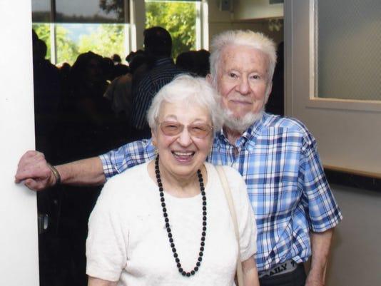 Ruth Lesly and husband Joe