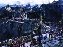 Review: Fantasy epic 'Great Wall' crumbles