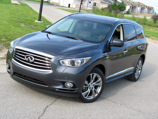 new capabilities 2015 infiniti qx60 hybrid crossover. Black Bedroom Furniture Sets. Home Design Ideas