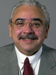 Hector May in a 2002 file photo.