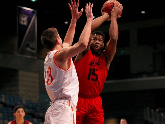 Southern Utah defeated Idaho State, 76-68, in the first