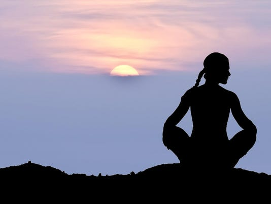 Meditate on this: Mindfulness can improve well-being