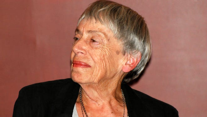 An undated image of author Ursula K. Le Guin.