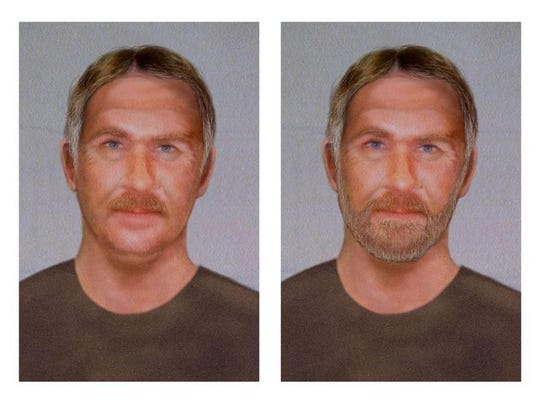 Age progression photo of Allen Schultz released to the media in 2014.