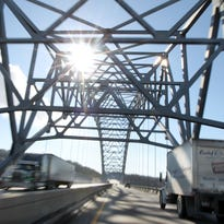 The Interstate 275 Carroll Cropper Bridge, which spans the Ohio River between Boone County and Indiana, will get some major fixes this spring – and traffic delays are part of the deal.