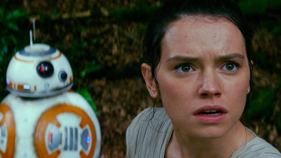 We're as shocked as you are, Rey.