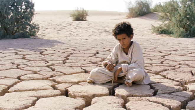 """A scene from """"Theeb."""""""