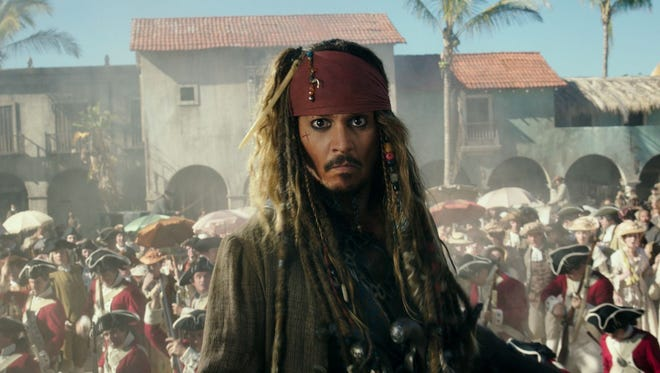 Johnny Depp returns for a new sea adventure in 'Pirates of the Caribbean: Dead Men Tell No Tales.' Hollywood will be watching (and hoping) for a hit.