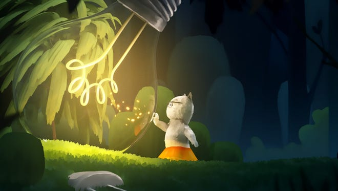"""Moon Wolves,"" a Swedish animated short, will make its Louisville debut at the Louisville Children's Film Festival."