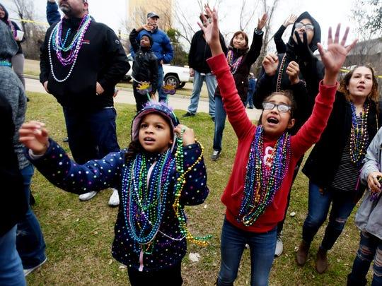 Krewe of Centaur Mardi Gras Parade