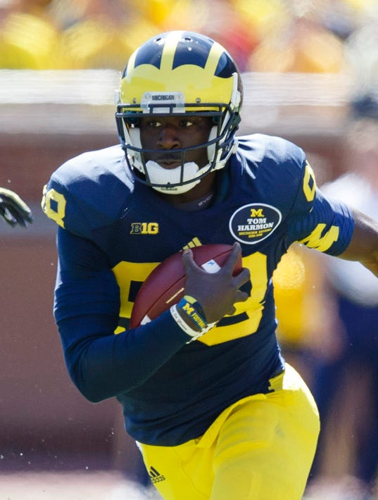 2013-09-16 Devin Gardner Michigan