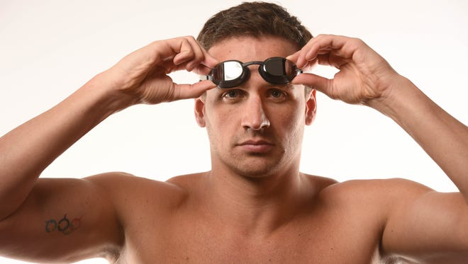 American swimmer Ryan Lochte is heading to his fourth Olympic Games.