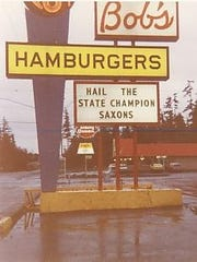 The Bob's Hamburgers chain started in Salem in 1955. This is the sign from the restaurant that was located on Commercial Street SE.