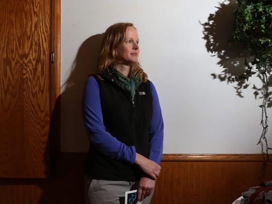 Karen Laumb, from Minnesota's Twin Cities region, says