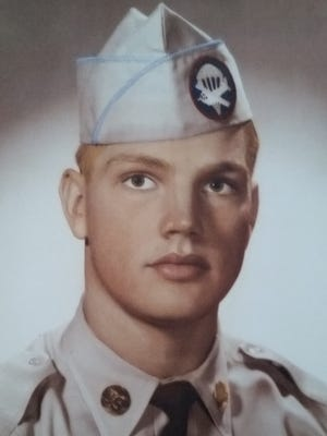 Hugh Crouse served in the US Army during the Korean War.