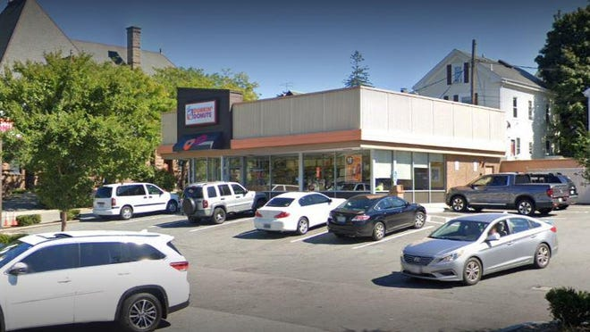 The Dunkin' location at 137 Broadway in Newport is closing for good on June 14.