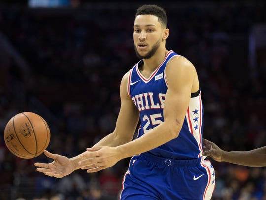 Ben Simmons, together with Joel Embiid, is pushing Philadelphia 76ers to new heights.