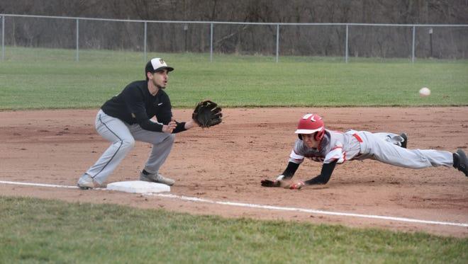 First-year coach Matt Malecha will continue to count on Logan Black to put pressure on the defense running the bases.