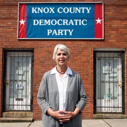 Linda Haney is the democratic nominee for Knox County