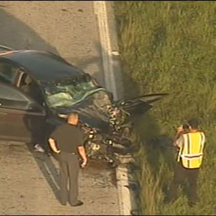 Head on collision on County Line Road in Pasco County