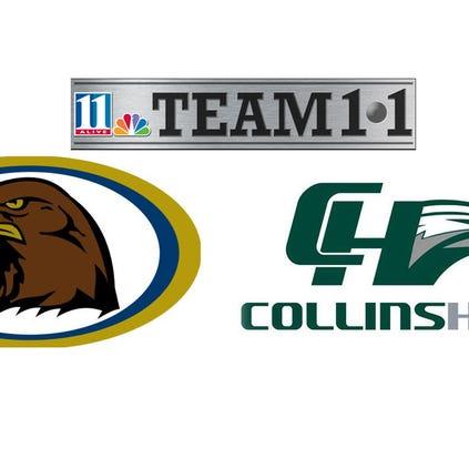 Collins Hill vs. Dacula