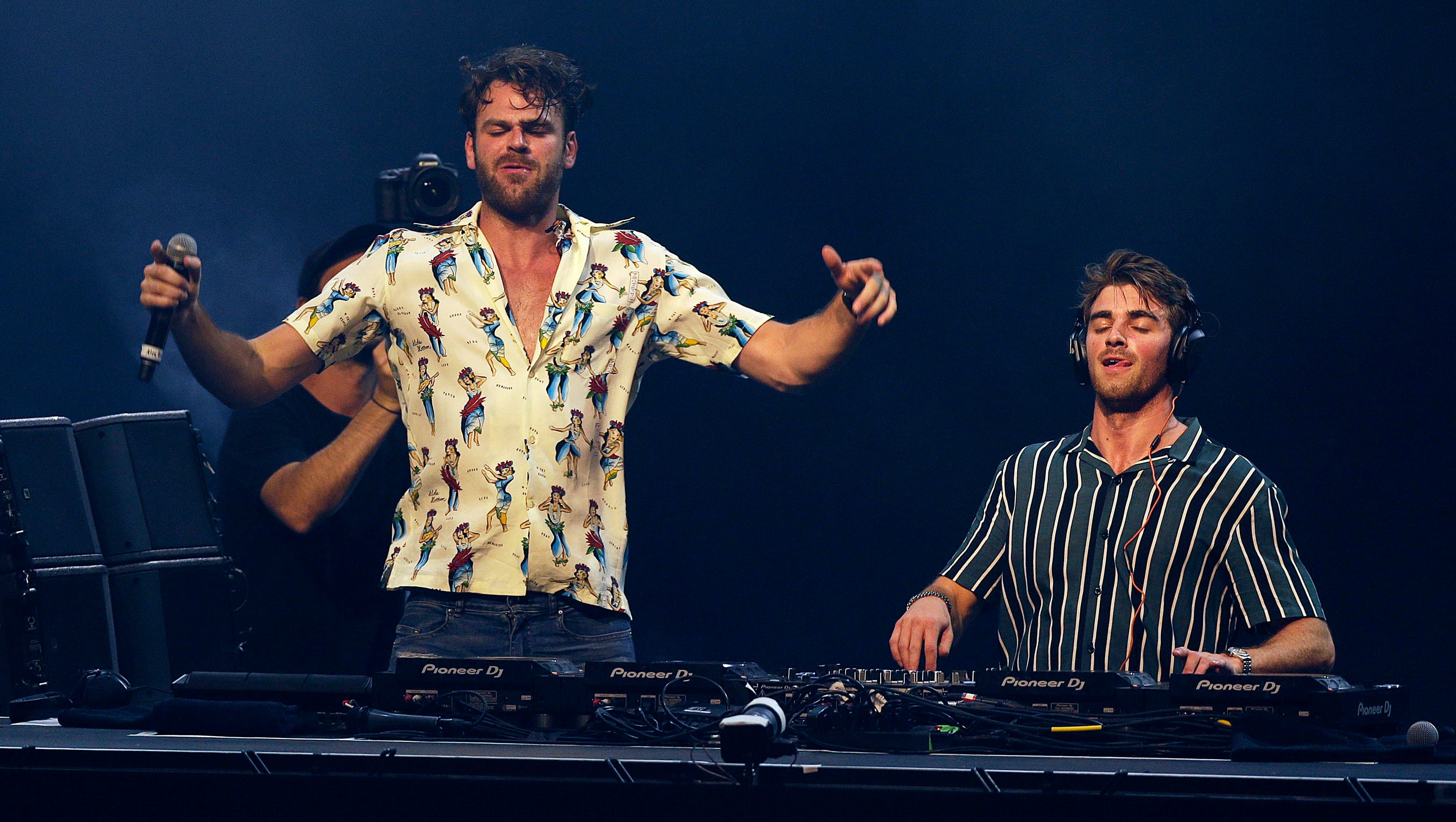 The Chainsmokers Theatrics Remain Predictable During