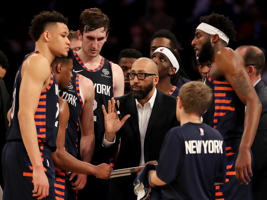 New York Knicks coach David Fizdale is prepared to pull out all the stops with the team's pitch to free agents.