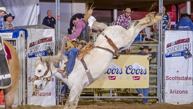 Parada del Sol Rodeo presents four days of racing, bucking thrills in Scottsdale.