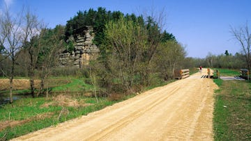 The 400 State Trail is one of the trails featured in the Wisconsin Rail Trailblazers DNR facebook contest.