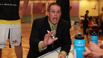 "Bobby ""B.J."" Aldridge has been named Mount Vernon's new boys' basketball coach"