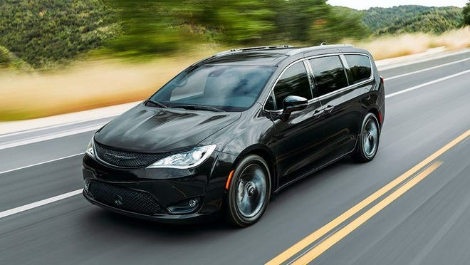 2020 Chrysler Pacifica Limited Hybrid