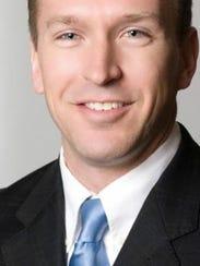Lebanon County District Attorney David Arnold Jr.