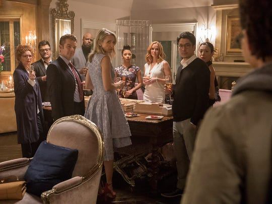 A group of parents are the main antagonists for the young heroes of 'Runaways.'