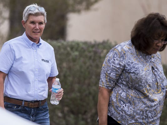 Arizona State Parks Director Sue Black