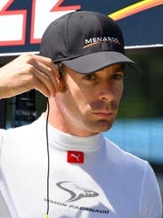 Simon Pagenaud at the KOHLER Grand Prix at Road America